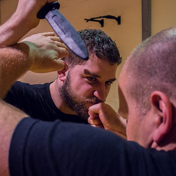 Pankra Gym – Israel Tamir Krav Maga